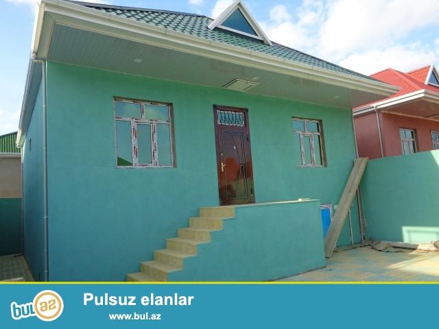 Sabunçu rayonu, Zabrat 1 qəsəbəsi, Yaxın marketin arxasında 198 N-li marşurutdan 20 metr məsafədə tikilmiş 2...