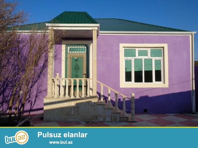 Sabunçu rayonu, Zabrat 1 qəsəbəsi, 307 saylı orta məktəbə yaxın, 198 N-li marşurutdan 10 metr məsafədə tikilmiş 2...