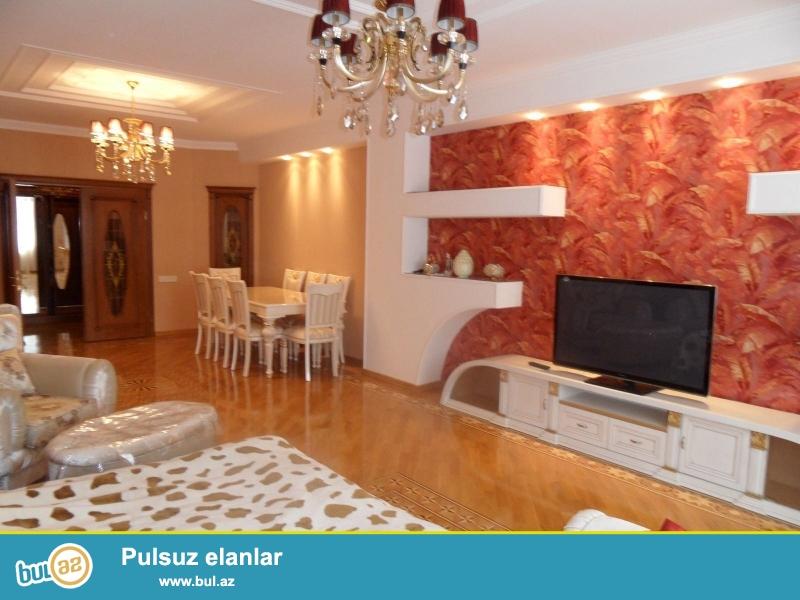 Новостройка! Cдается 3-х комнатная квартира в центре города, в Насиминском районе,  по проспекту Азадлыг, рядом с Наисимнским рынком...