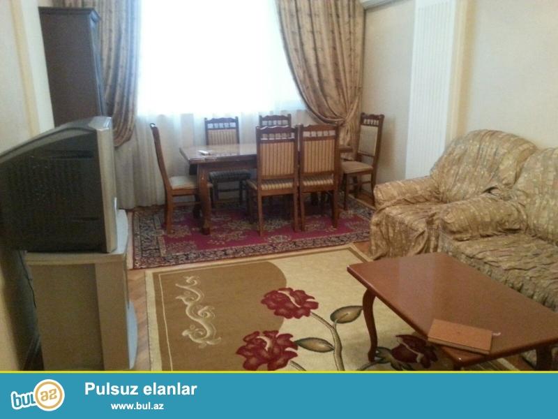 Сдается 2-х комнатная квартира в центре города, в Насиминском районе, рядом с Аэрокассой ...