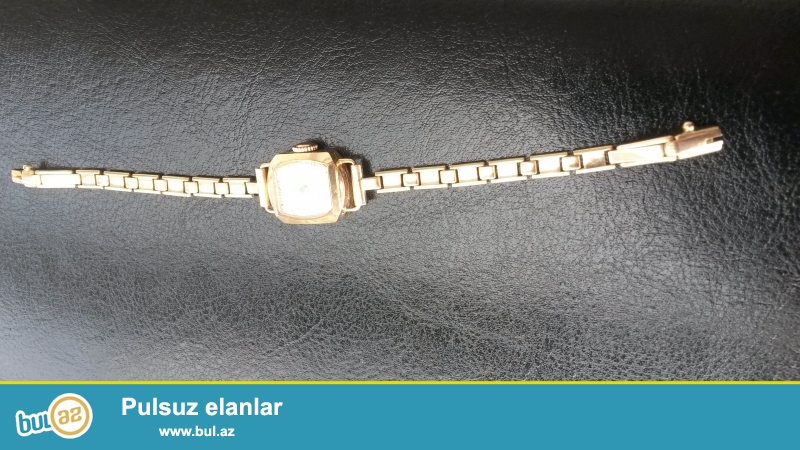 <br /> Золотые часы Советского пр-ства 1956-года...