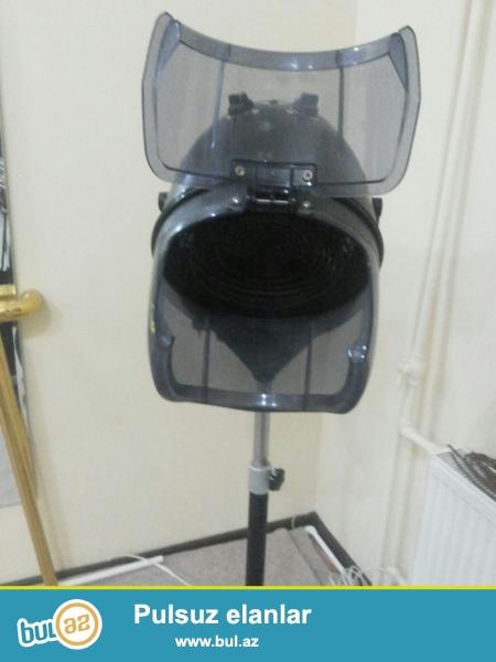 Gozellik salonuna sac duzumu ucun taymerli ve temperatur ayarli qazan satilir...