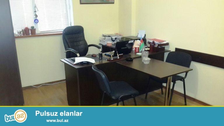 Сдается 4-х комнатный офис в новостройке в центре города, в Насиминском районе, рядом с Насиминским рынком...