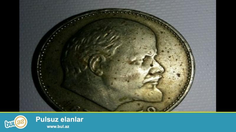 V.İ.Lelinin 100 illik yubileyinə həsr olunmuşdur və 1971 ci ildə tədavülə buraxılmışdır...