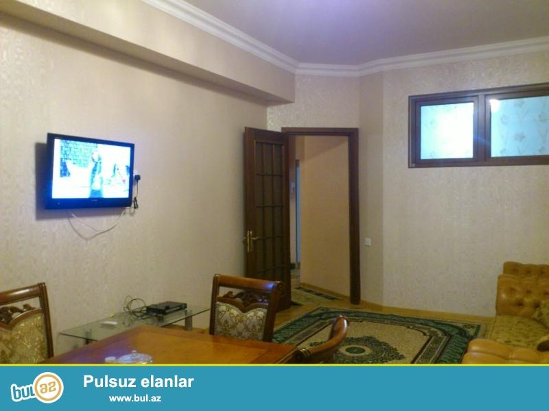 Новостройка! Cдается 2-х комнатная квартира в Ясамальском районе, по проспекту Тбилиси, рядом с Министерством Транспорта ...