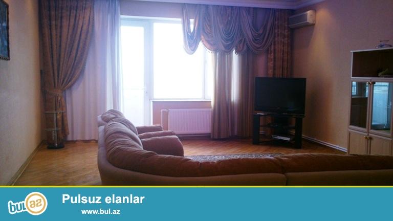 Новостройка! Cдается 2-х комнатная квартира в центре города, Ясамальском районе, рядом с памятником Нариманова...