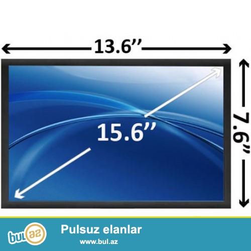 İşlənmiş 15.6 Led Ekran<br /> 4 ədəd var narmal vəziyyətdədir <br /> qiyməti 65 AZN