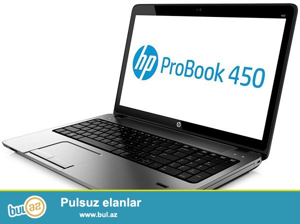 HP-Probook G450<br /> Pro:i5 3210M<br /> Ram:4GB <br /> Vga:1GB<br /> Os:Win 7 <br /> Hdd:320GB <br /> Screen:15...