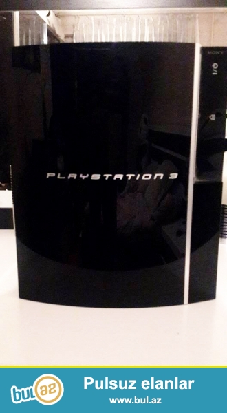 Playstation 3 (Fat) Model CECHKO8 yeni prowivka etmek mumkundu ...