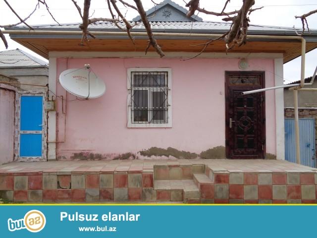 Zabrat 1 qəsəbəsi, Kərpic zavod deyilən ərazidə 1 sot torpaq sahəsində 4 daş kürsüdə tikilmiş ümümi sahəsi 90 kv...