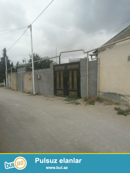 Sabunçu rayonu, Zabrat 2 qəsəbəsi, 75 saylı orta məktəbin yaxınlığında, əsas yoldan 300 metr məsafədə 1...