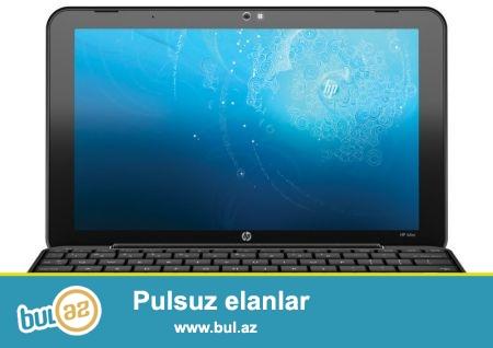 HP-Mini 1100(nedbuk)<br /> Pro:Intel<br /> Ram:2GB <br /> Vga:Intel<br /> Os:Win 7 <br /> Hdd:250GB <br /> Screen:10...