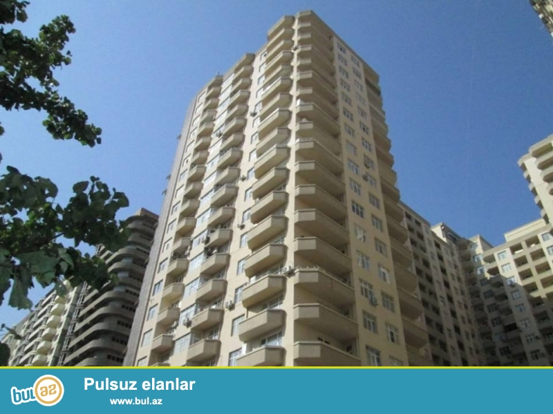 Новостройка! Cдается 2-х комнатная квартира в центре города, в Ясамальском районе, по проспекту Тбилиси, за «Нептун» маркетом...