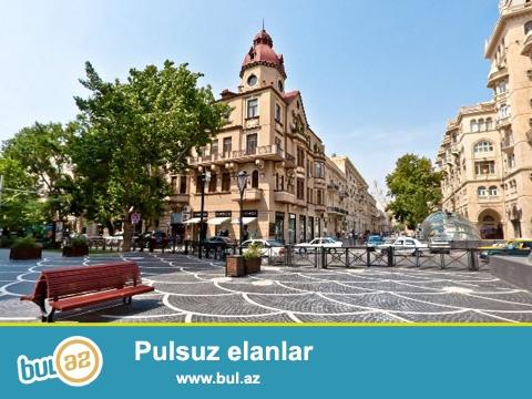 Cдается 3-х комнатная квартира в центре города, в Сабаильском районе, по улице C...