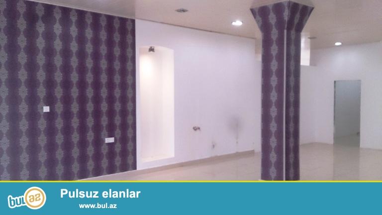 Сдается пустое помещение в центре города, по проспекту Азадлыг, рядом с метро 28 мая...