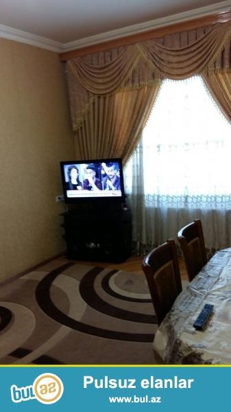 Новостройка! Cдается 2-х комнатная квартира в центре города, в Насиминском  районе, в 1 МКР-е, рядом с метро 20 Января...