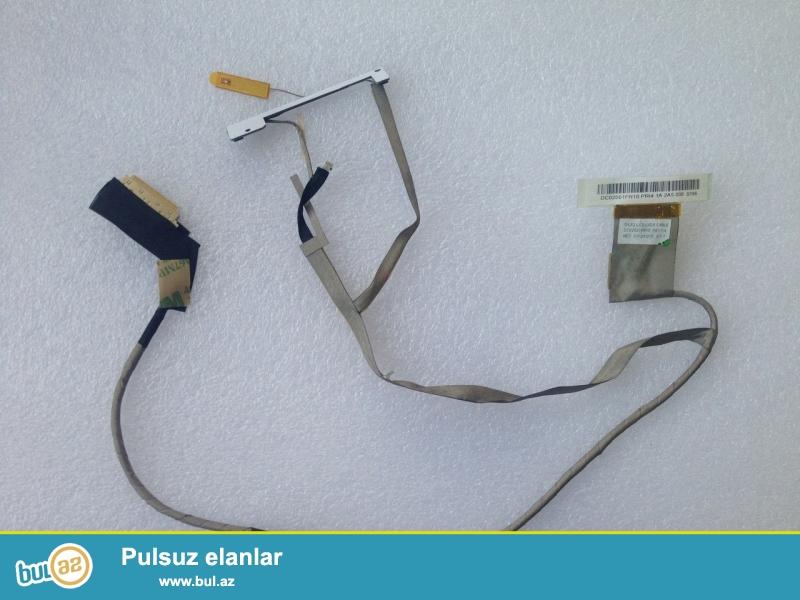 Noutbuk ucun her nov ehtiyyat hisseleri<br /> <br /> -ekran <br /> -klaviatura <br /> -lcd kabel <br /> -hdd <br /> -adapter <br /> -batareya <br /> -petle vs...