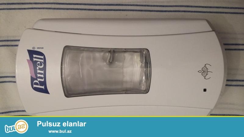 el ucun lazerni dezinfeksiya aparati tezedi icinde 1200 qramliq dermanida var alman malidir