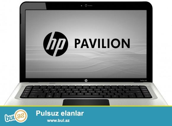 Notbuk HP Pavilion dv6T-3000,Display 15?6 duym.4 nuveli prosesor Intel(R) Core(TM) i5 CPU M 520 2,40 GHz , 2400 MHz...