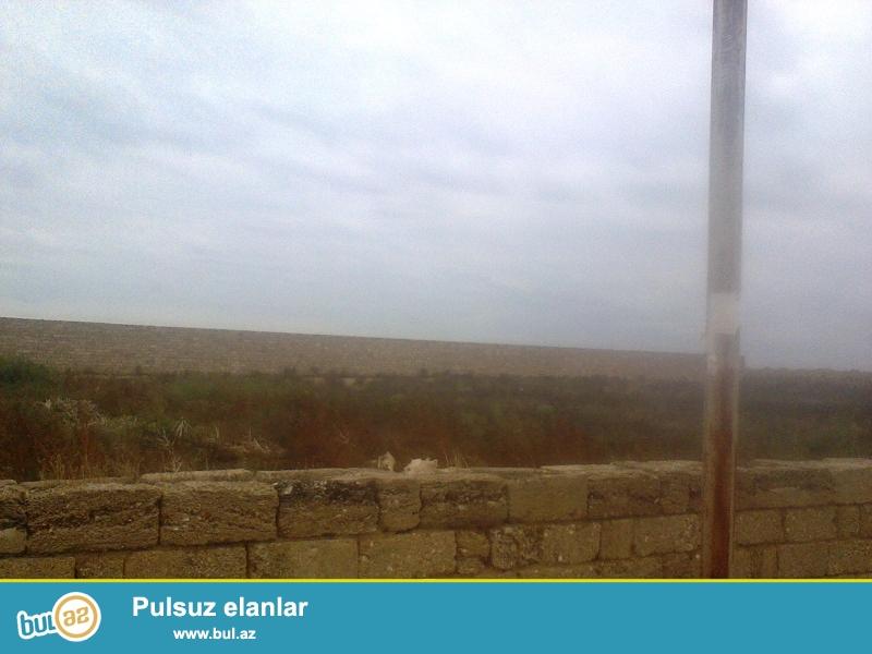Xezer r. Turkan qes.de Denizden 3 kmt aralida 40 sot torpaq sahemi satiram ...