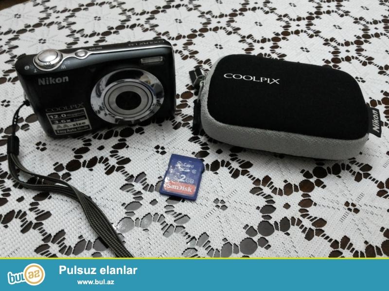 Fatoaparat satiram  Nikon CooLpix 12.0 Megapixeis 3...