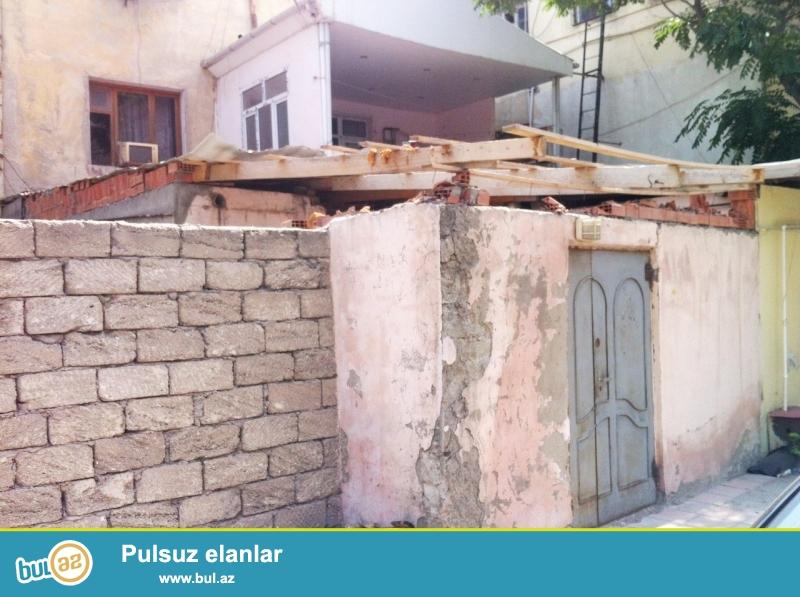 Tecili! 2 otaqlı ev satiram. Nemetskiy proyekt. Ev 3/1 oz ayri girişi qapısı var...