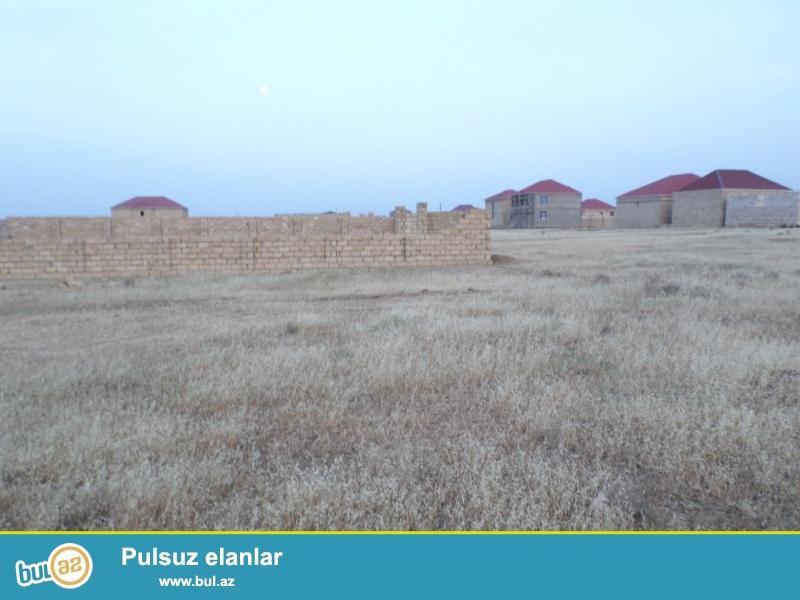 Salam: Torpaq hökmelidedir.beton yoldan 1km yuxarıda yerleşir...