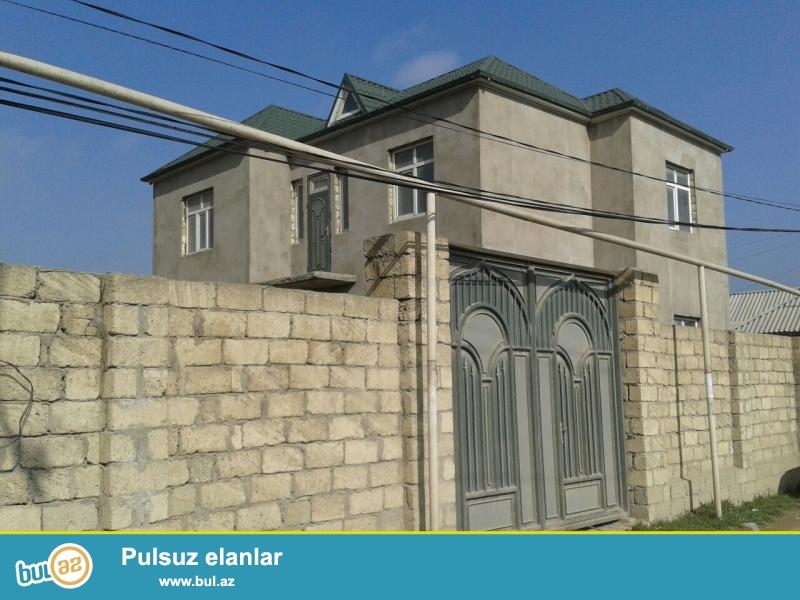 Продается частный дом в Абшеронском районе, в поселке Хырдалан, рядом с Республиканского ГАИ...