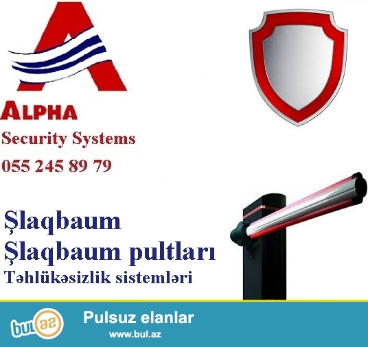 Шлагбаум. 055 245 89 79<br /> <br /> Шлагбаумы широко используются на объектах, территории которых требуют ограничение въезда автомобилей...