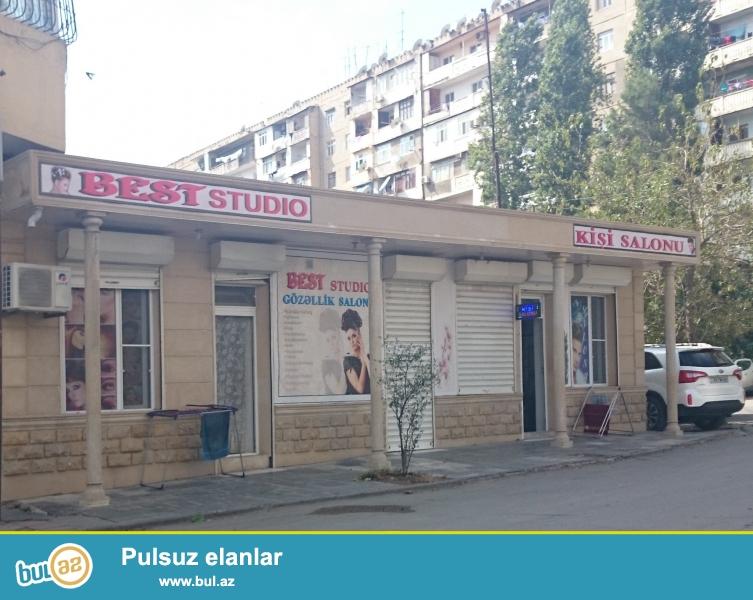 Obyekt icarəyə verilir. 7-ci mk Favorit marketlə üzbəüz Təmirli sahəsi 18 kv m olan...