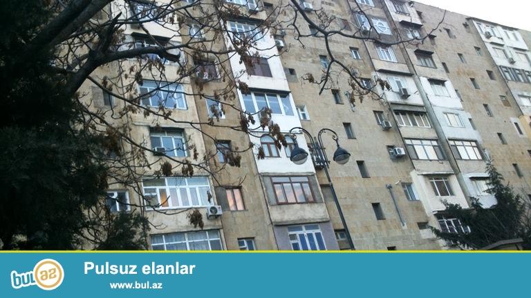 Cдается 3-х комнатная квартира в центре города, в Ясамальском районе, по улице Ш...