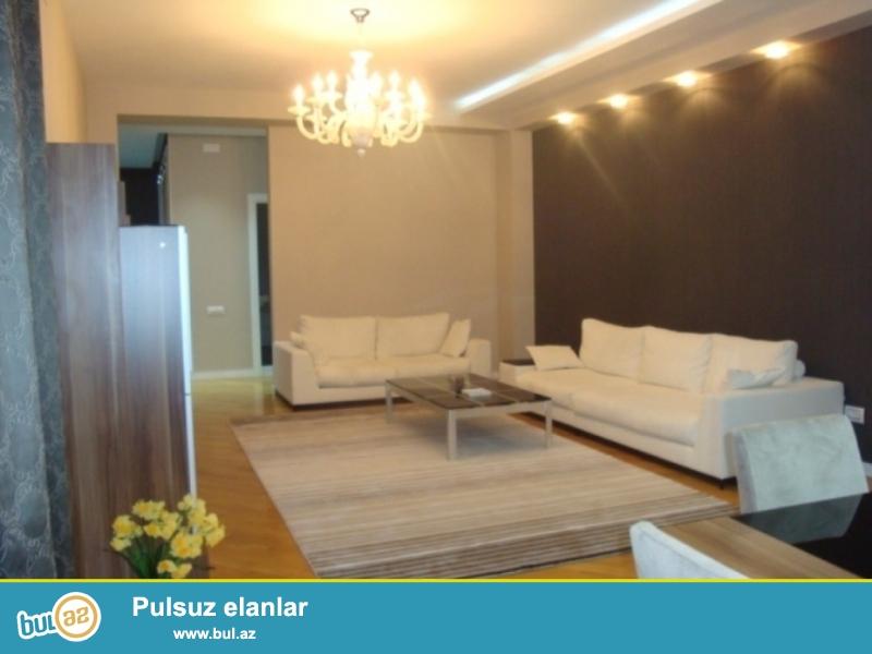 Новостройка! Cдается 4-х комнатная квартира в центре города, в  Насиминском районе, по улице Р...