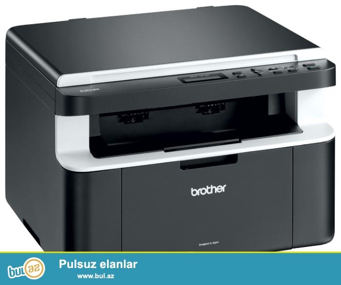Təcili Brother DCP1512R printer satılır.Qiyməti 250 manat...