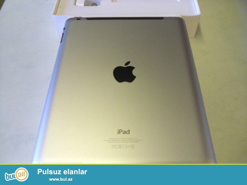 Apple iPad 4-cü Nəsil 16GB, Wi-Fi + 4G<br /> <br /> istifadəçi manual:<br /> Brand Apple<br /> Model Apple iPad<br /> <br /> Daha çox məlumat üçün satış agenti ilə əlaqə saxlayın:<br /> <br /> skype: sales...