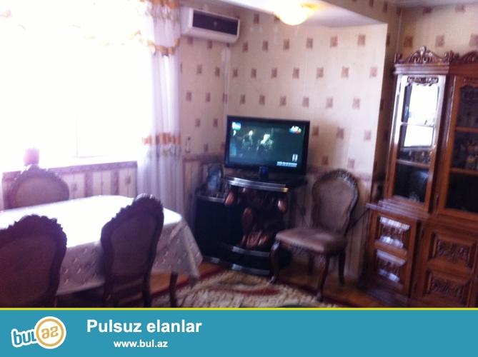 Cдается 2-х комнатная квартира в центре города, в Насиминском районе, рядом с Аэрокассой...