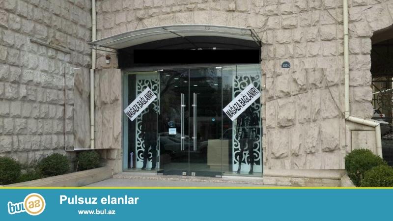 Cдается объектв центре города в Насиминском районе, рядом с Турецким посольством...