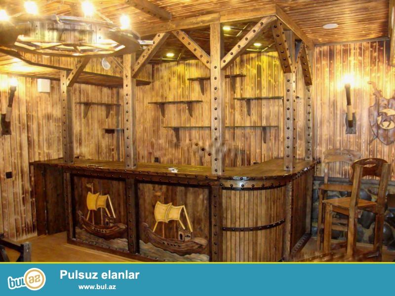 **РУФАТ*АЙНУР**  Nerimanov  rayonu,  M.Araz  kucesinde  ela  temirli  Pub-restoran  satilir...