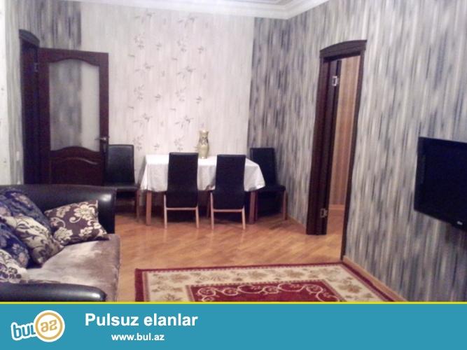 Cдается 3-х комнатная квартира в центре города, в Наримановском районе, по проспекту Атаюрка, рядом с магазином «Emiland»...