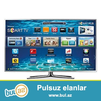 Teze samsung 116 dioqnal samsun smart ve tirkiuenim tv altgimi satiram...