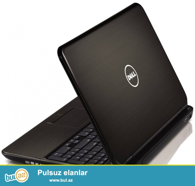 Təcili Dell 5110 Notebook satılır.Pentium.RAM 4GB...