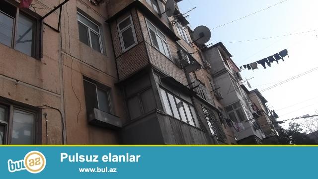 """Nəsimi rayonu, 3mkr, """"Memar Əcəmi"""" metrostansiyasının yaxınlığında, fransız layihəli binada 2 otaqlı mənzil satılır..."""