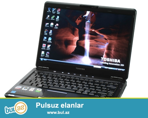 Toshiba-U400<br /> Pro:Amd <br /> Ram:3GB <br /> Vga:1GB<br /> Os:Win 7 <br /> Hdd:250GB <br /> Screen:13...