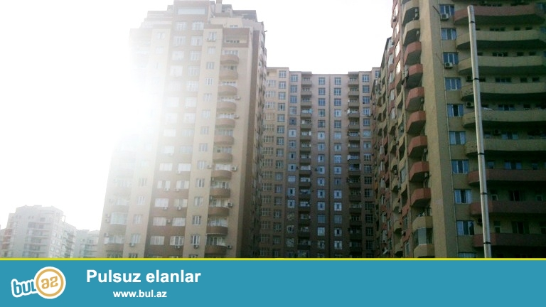 Новостройка! Cдается 3-х комнатная квартира в центре города, в Ясамальском районе, по улице Г...