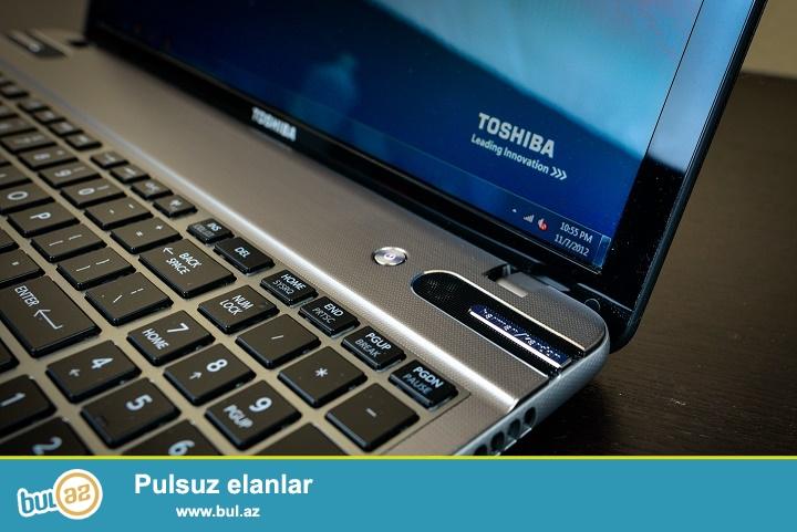 Toshiba-P855<br /> Pro:i7 3610 2.3GHz <br /> Ram:4GB <br /> Vga:2GB Intel<br /> Os:Win7<br /> Hdd:750GB <br /> Screen:15...