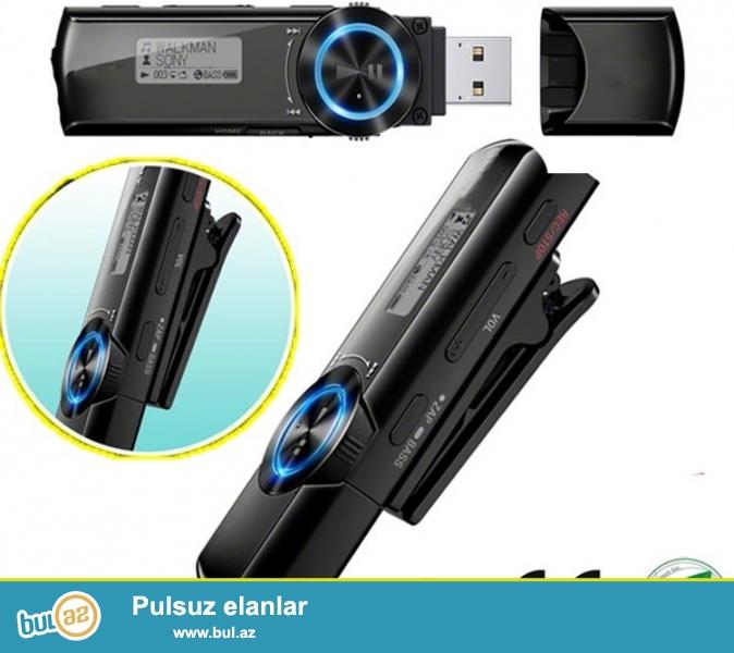 32 GB USB MP3 PLAYER FLAŞKARTFM RADİO Diktafon Yeni<br /> Çatdırılma pulsuz<br /> <br /> Stil: Usb flaş<br /> Ekran: Var<br /> Marka adı: SG<br /> Paket: Var<br /> Funksialar Voice Recorder, FM Radio<br /> Yaddaş ölçüsü: 32GB<br /> Batareya: