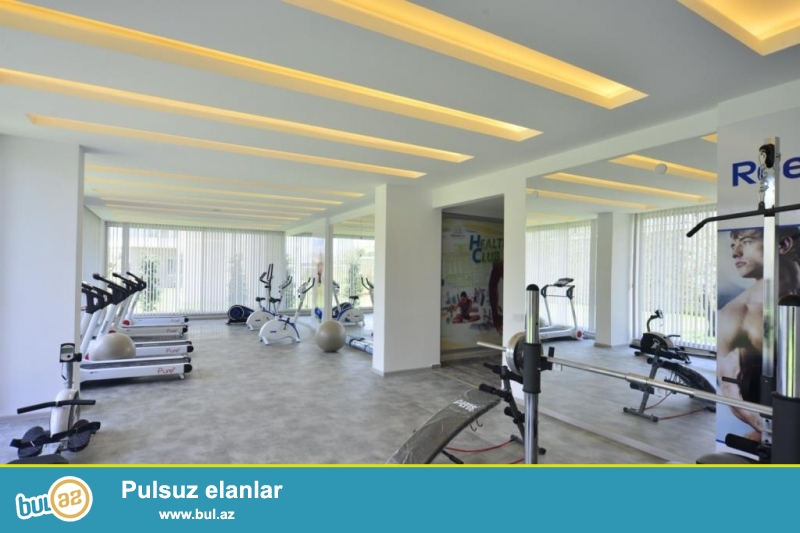 Жилой комплекс расположен в Анталии в районе Алании...