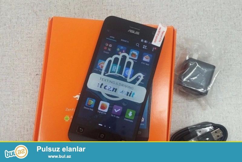 Salam.Asus Zenfone 2e Z00D satilir,demek olarki Teze vezyetde,ciziqsiz...
