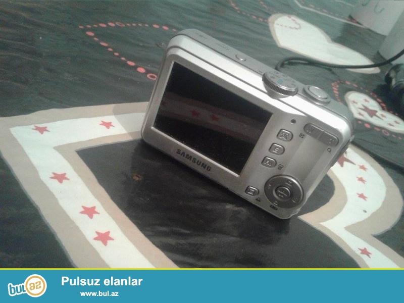 Salam, Samsung Fotoaparatı satılır, Heç bir problemi yoxdur...