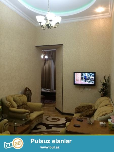 Сдается 2-х комнатная квартира в центре города, в Сабаильском районе, по улице Толстого, рядом с магазином «Оскар» ...