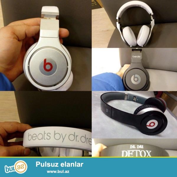 Beats Pro 260 azn<br /> Beats Detox 280 azn<br /> Beats Solo HD 120 azn